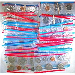 OVER $105 FACE VALUE U.S. MINT SETS IN CELLO PACKS