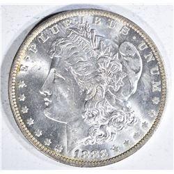 1883-O MORGAN DOLLAR  GEM BU