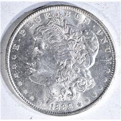 1888 MORGAN DOLLAR  GEM BU