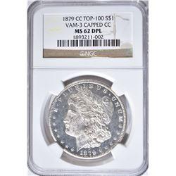 1879-CC TOP-100 MORGAN DOLLAR