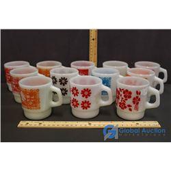 (12) Oven Proof Mugs