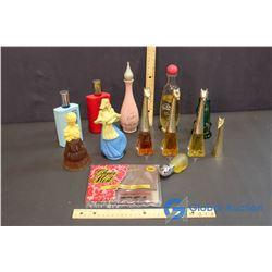 Vintage Boxed Perfumes and Vanity Items