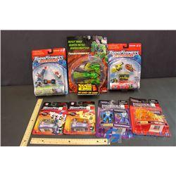 NIB Transformers & Heroes Of Cybertron Toys (7)