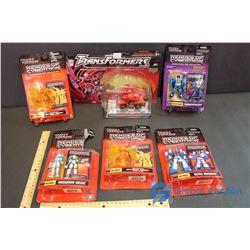 NIB Transformers Toys (6)