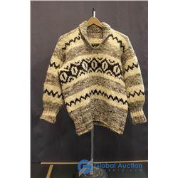 Ladies Small - Medium Wool Sweater