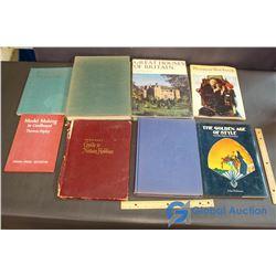 Box of Misc Books