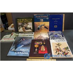 Box of Misc Reference Books