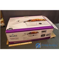 16 Quart Electric Roaster Oven