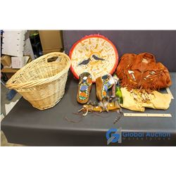Basket of Native Style Related