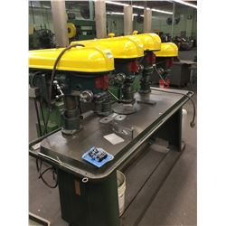 """17"""" ROCKWELL 4-Spindle Gang Drill *VIDEO AVAILABLE*"""