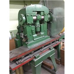 WATERBURY-FARRELL 25 Ton SS DC Mech Clutch Pwr Press