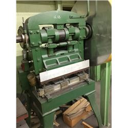 WATERBURY-FARRELL 25 Ton SS DC Mech Clutch Pwr Press