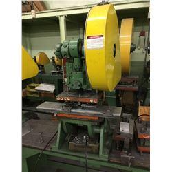 (3) BT-12 ALVA-ALLEN 12 Ton Bench Presses *VIDEO AVAILABLE*