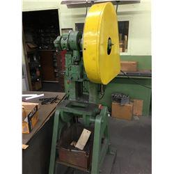 BT-12 ALVA-ALLEN 12 Ton Floor Power Press
