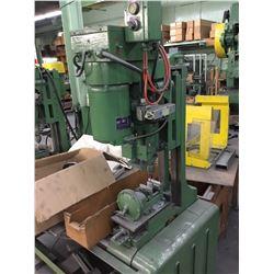(2) PISTORIUS Model S 1/2HP Pneumatic Drilling Machines