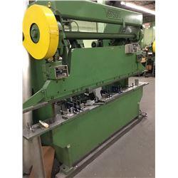 2078 VERSON 8' x 45 Ton Mech Press Brake *VIDEO AVAILABLE*