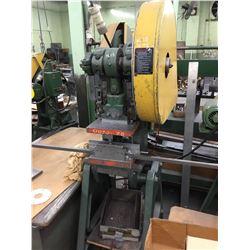 (3) BT-12 ALVA-ALLEN 12 Ton Floor Type Power Presses – No bolsters *VIDEO AVAILABLE*