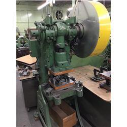 #3 FEDERAL 30 Ton Flywheel Type Floor Pwr Press