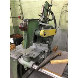 """16"""" Dia. Wheel Double Traveling Head 5HP Mitering or Straight Cut Non Ferrous Saw *VIDEO AVAILABLE*"""