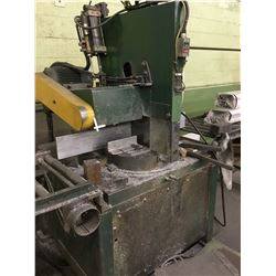 """26"""" Dia. Wheel 15 HP Mitering or Straight Cut Non Ferrous Saw *VIDEO AVAILABLE*"""