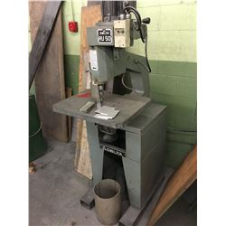 RU-50 DELTA Single Spindle Manual Pin Router