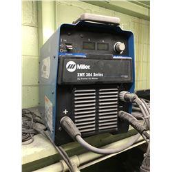 MILLER XMT-304 Series DC Inverter Welder w/Cables