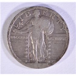 1919-S STANDING LIBERTY QUARTER FINE