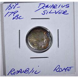 189-179 BC SILVER DENARIUS