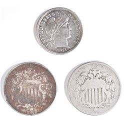 COLLECTOR COIN LOT: