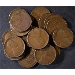 20-1926-S LINCOLN CENTS: G-F