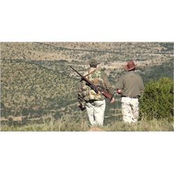 SOUTH AFRICA - PLAINS GAME SAFARI FOR ONE OR TWO HUNTERS