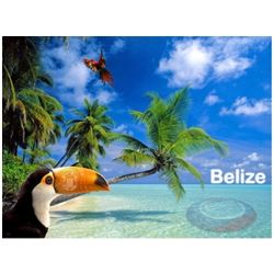 BELIZE – 6 DAY FISHING/DIVING/SWIMMING VACATION FOR 2 PEOPLE