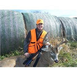 ILLINOIS – THREE DAYS WHITETAIL DEER HUNT FOR ONE HUNTER