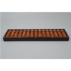 A Small Abacus.