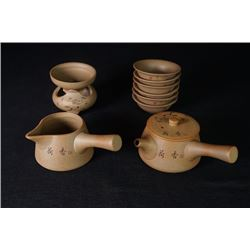 A Group of 10-Piece Tea Sets.