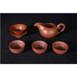 A Group of 6-Piece Tea Sets.
