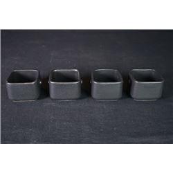 """A Group of Four """"Ji He"""" Mark Tea Cups"""
