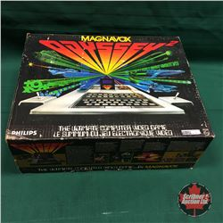 Magnavox Odyssey2 Video Game System in Orig Box