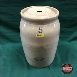 5 Gallon Medalta Butter Churn