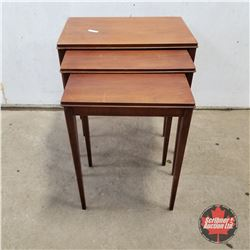 Nesting Tables 1970