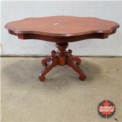 "1950's Coffee Table (22""H x 40 ""W x 25 ""D)"