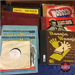 Collection of 78 RPM Records