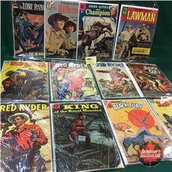 Collection of Cowboy Comics (11)