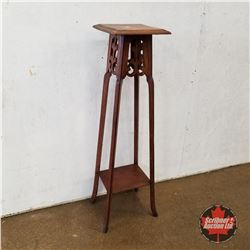 """Plant Stand 1910  (43""""H)"""