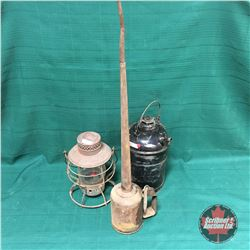 CNR Fuel Canister, CNR Signal Lantern, CPR Oiler & Mini Spike