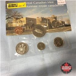 Canada Proof Set: 1973 Small Bust