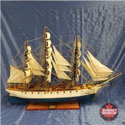 """""""Cutty Sark"""" Model Ship 32"""""""