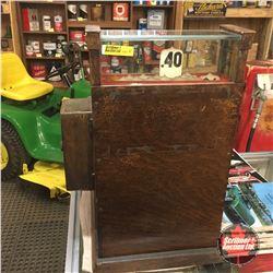 "Antique Cash Register ""National""   (No Key)"