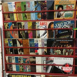 100 Record Albums - VARIETY!
