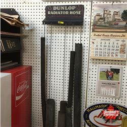 """Dunlop Radiator Hose"" Store Display (with Product)"
